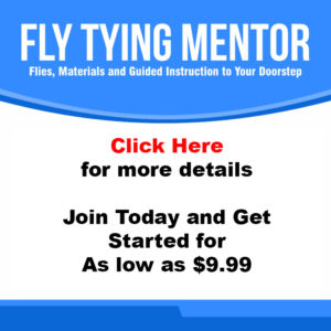 fly tying mentor