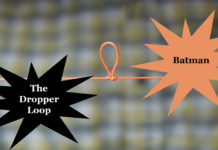 dropper loop knot