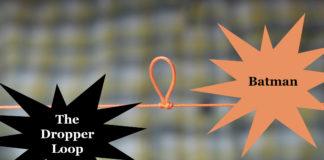 dropper loop knot