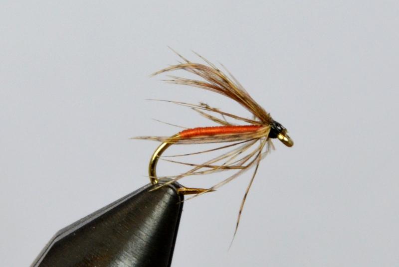 partridge and orange