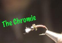 chromie fly tying