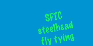steelhead fly tying