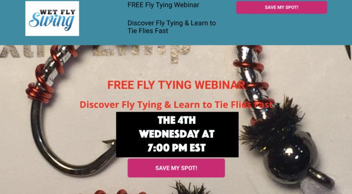 fly tying webinar