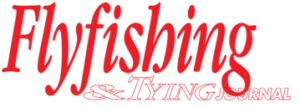 fly fishing and tying journal