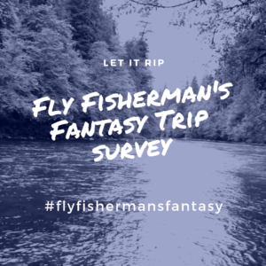 fly fishermans fantasy