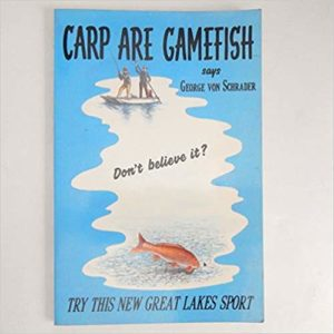 Carp are Gamefish