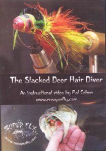 deer hair stacking