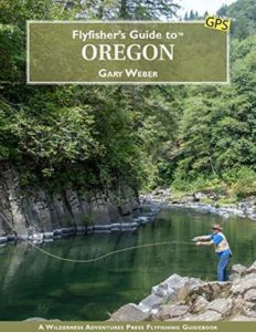 fly fishers guide to oregon