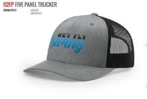 wet fly swing trucker cap