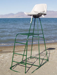 pyramid lake ladder chair