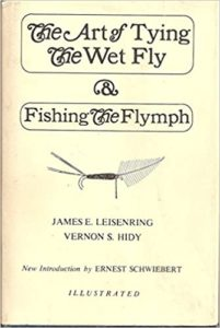 art of tying the wet fly