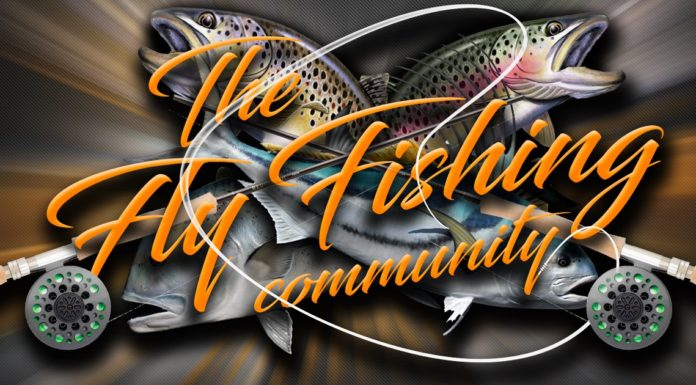 the fly fishing community