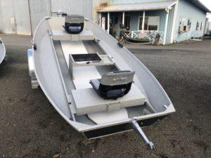 koffler trout boat
