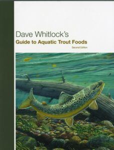 guide to aquatic trout food