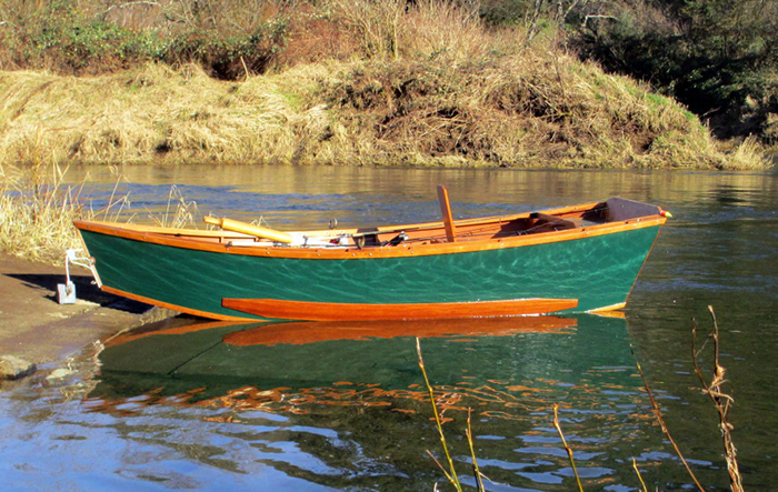 rapid robert boat
