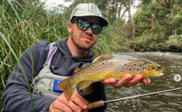 tom jarman fly fishing
