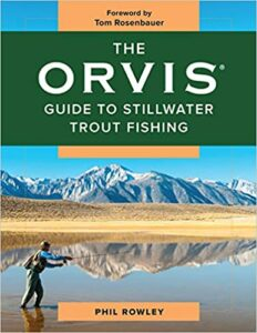 fly fishing trout lakes