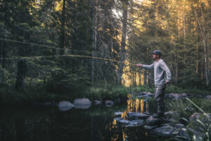 fly rod for trout